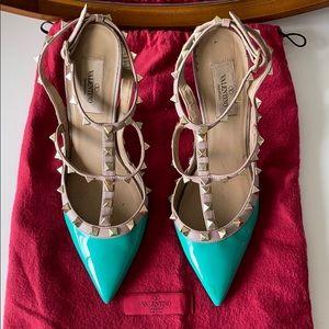 Valentino rockstuds heels